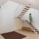 מדרגות שדרה מדורגת בגבעתיים